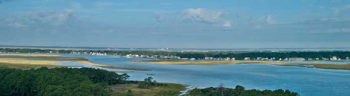 picture of Assateague Channel