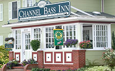 Outside the Channel Bass Inn